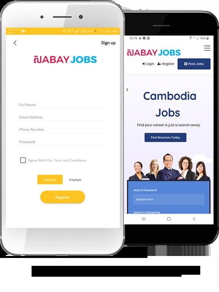 Image cambodia jobs Cambodia Jobs – Sabay app sabay jobs iphone 2020